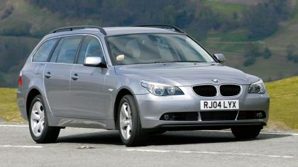 2004 BMW 525i ( E61 ) touring - UK version 7