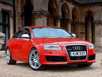 2008 Audi RS6 - UK version 2