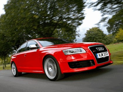 2008 Audi RS6 - UK version 5