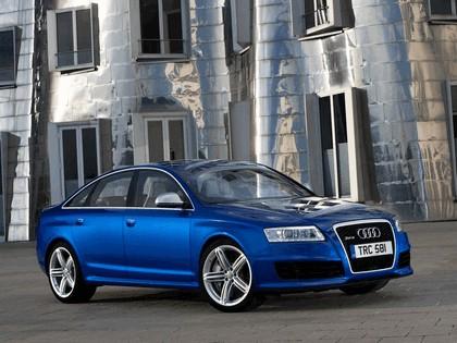 2008 Audi RS6 - UK version 8