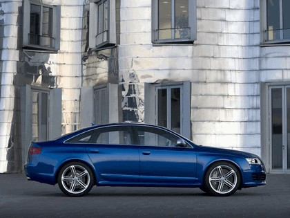 2008 Audi RS6 - UK version 9
