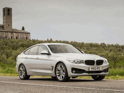 2013 BMW 318d Gran Turismo ( F34 ) Sport Line - UK version 1