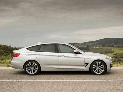 2013 BMW 318d Gran Turismo ( F34 ) Sport Line - UK version 2