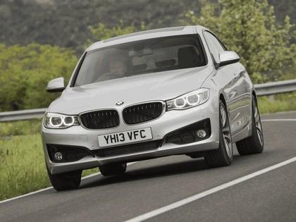 2013 BMW 318d Gran Turismo ( F34 ) Sport Line - UK version 5