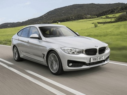 2013 BMW 318d Gran Turismo ( F34 ) Sport Line - UK version 8