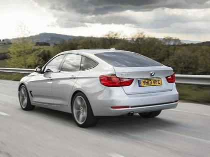 2013 BMW 318d Gran Turismo ( F34 ) Sport Line - UK version 9