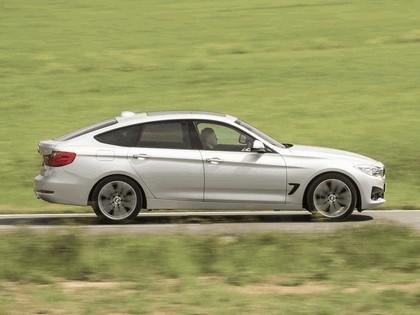 2013 BMW 318d Gran Turismo ( F34 ) Sport Line - UK version 13