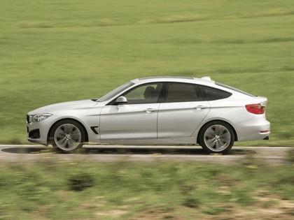 2013 BMW 318d Gran Turismo ( F34 ) Sport Line - UK version 14