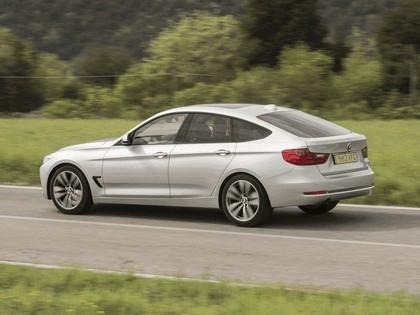 2013 BMW 318d Gran Turismo ( F34 ) Sport Line - UK version 15