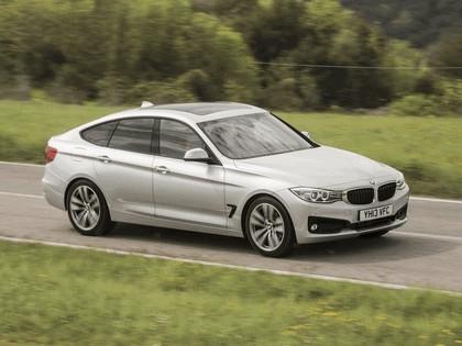 2013 BMW 318d Gran Turismo ( F34 ) Sport Line - UK version 16