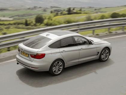 2013 BMW 318d Gran Turismo ( F34 ) Sport Line - UK version 17
