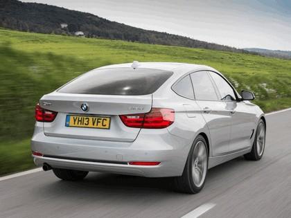 2013 BMW 318d Gran Turismo ( F34 ) Sport Line - UK version 19