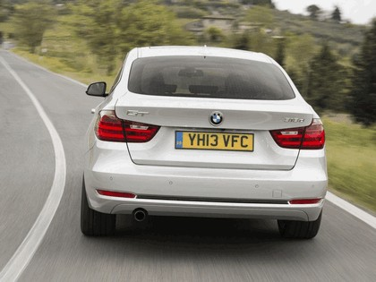 2013 BMW 318d Gran Turismo ( F34 ) Sport Line - UK version 21