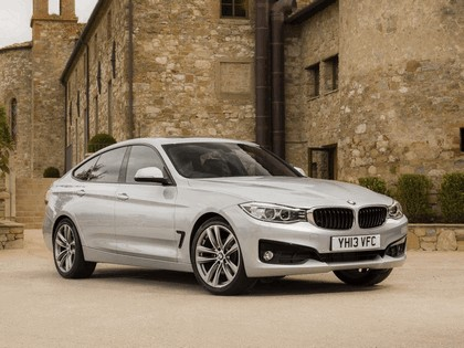 2013 BMW 318d Gran Turismo ( F34 ) Sport Line - UK version 22