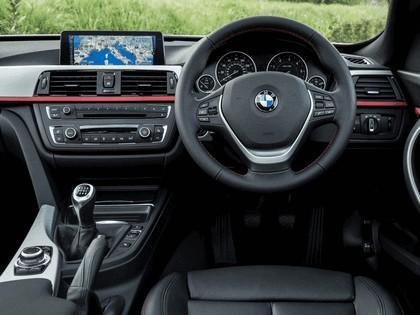2013 BMW 318d Gran Turismo ( F34 ) Sport Line - UK version 29