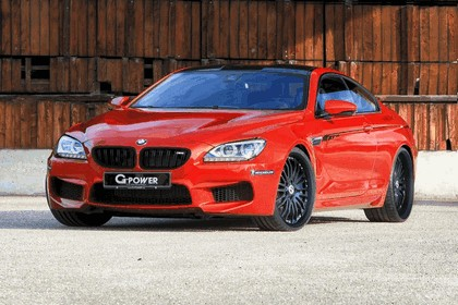 2013 BMW M6 ( F13 ) by G-Power 1
