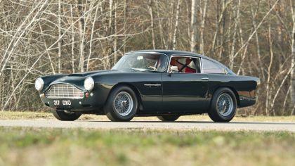 1961 Aston Martin DB4 Lightweight Racer series IV 8
