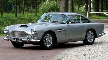 1961 Aston Martin DB4 series III - UK version 7