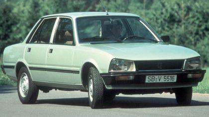1979 Peugeot 505 9