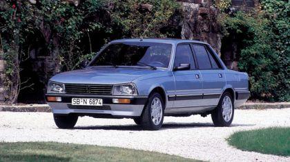 1986 Peugeot 505 7
