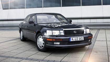 1989 Lexus LS 400 ( UCF10 ) - Europe version 9