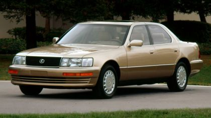 1989 Lexus LS 400 ( UCF10 ) - USA version 2