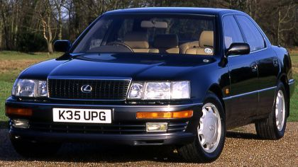 1990 Lexus LS 400 ( UCF10 ) - UK version 5