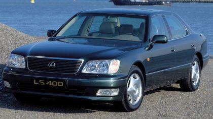 1997 Lexus LS 400 ( UCF20 ) - Europe version 6