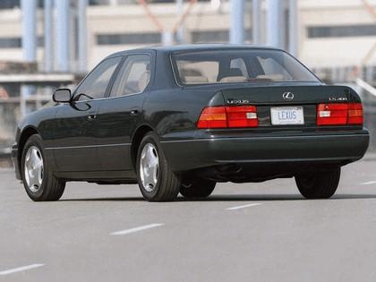 1997 Lexus LS 400 ( UCF20 ) - USA version 3