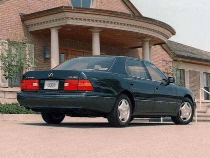 1997 Lexus LS 400 ( UCF20 ) - USA version 4