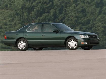 1997 Lexus LS 400 ( UCF20 ) - USA version 6