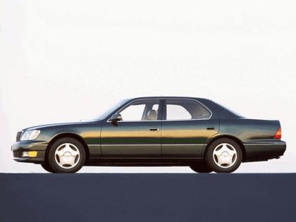 1997 Lexus LS 400 ( UCF20 ) - USA version 7