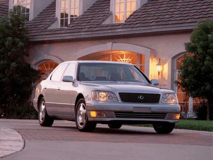 1997 Lexus LS 400 ( UCF20 ) - USA version 11
