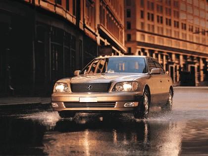 1997 Lexus LS 400 ( UCF20 ) - USA version 13