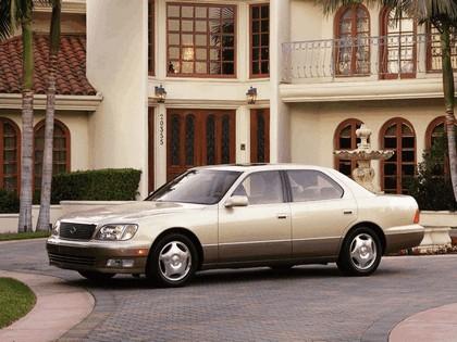 1997 Lexus LS 400 ( UCF20 ) - USA version 14
