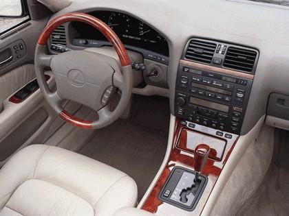1997 Lexus LS 400 ( UCF20 ) - USA version 16
