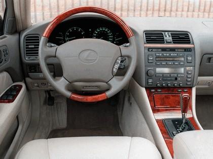1997 Lexus LS 400 ( UCF20 ) - USA version 17