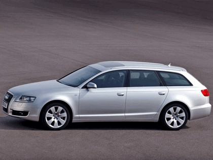 2005 Audi A6 Avant 4.2 Quattro - UK version 2
