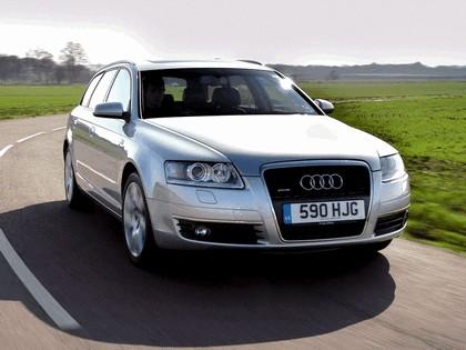 2005 Audi A6 Avant 4.2 Quattro - UK version 4
