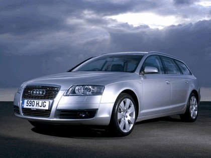 2005 Audi A6 Avant 4.2 Quattro - UK version 7