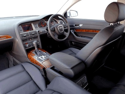 2005 Audi A6 Avant 4.2 Quattro - UK version 8