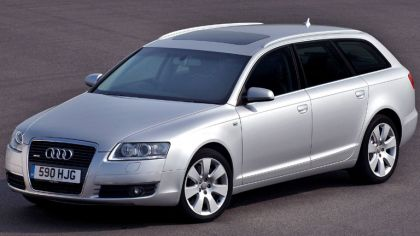 2005 Audi A6 Avant 4.2 Quattro - UK version 6