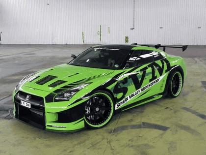 2010 Nissan GT-R ( R35 ) 1200R by Hulk Tuning 2