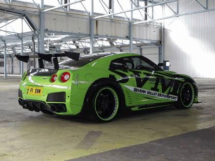 2010 Nissan GT-R ( R35 ) 1200R by Hulk Tuning 4