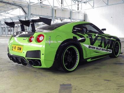 2010 Nissan GT-R ( R35 ) 1200R by Hulk Tuning 5