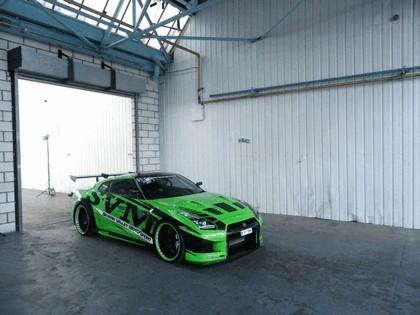 2010 Nissan GT-R ( R35 ) 1200R by Hulk Tuning 8