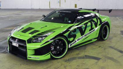 2010 Nissan GT-R ( R35 ) 1200R by Hulk Tuning 6