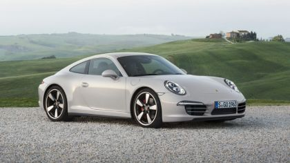 2013 Porsche 911 ( 991 ) 50th anniversary edition 2
