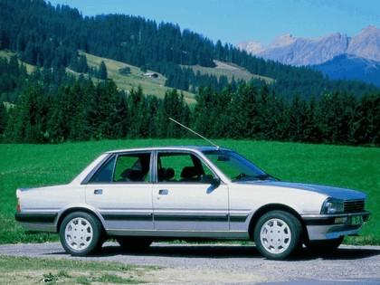 1986 Peugeot 505 V6 2