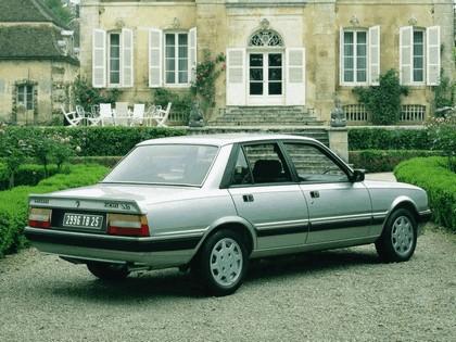 1986 Peugeot 505 V6 3